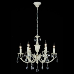 Люстра Maytoni ARM384-06-W белый VERONA ELEGANT